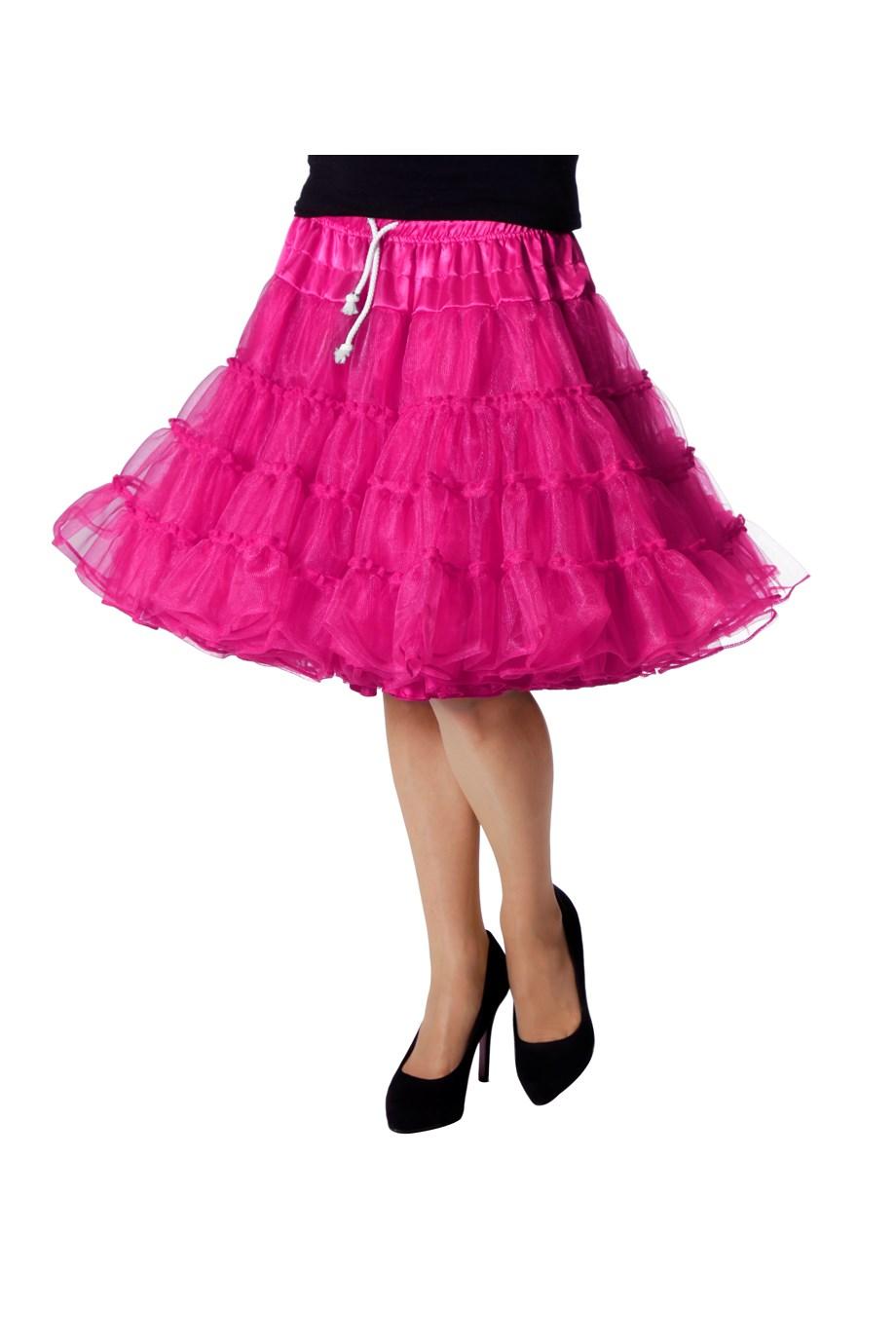 Petticoat luxe pink-0