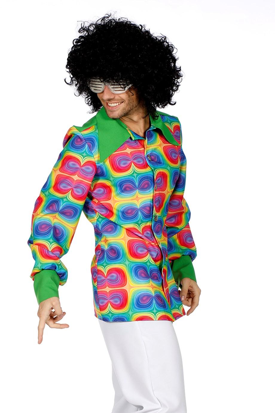 Hemd Psychedelic hippy-262818