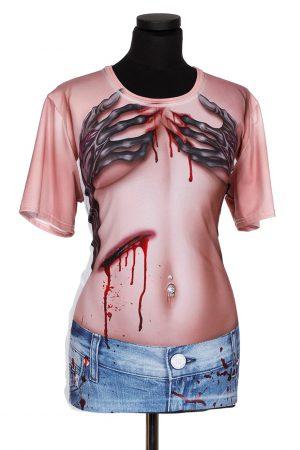 Shirt met print-0