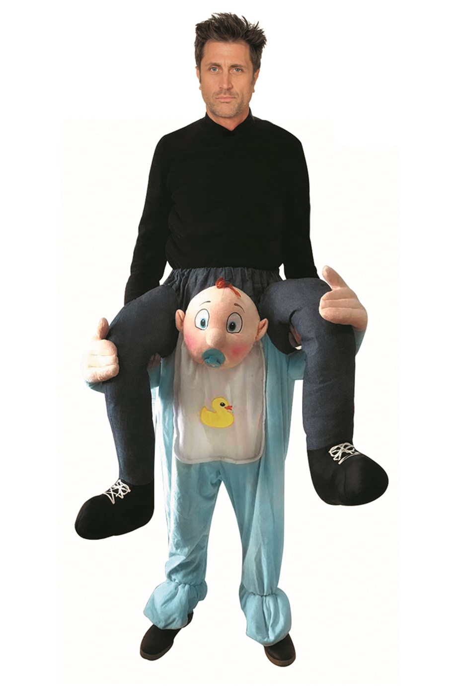 Baby draagt man-0