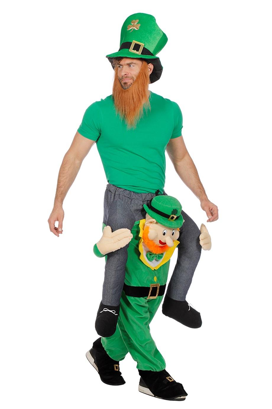 St. Patrick draagt man-0