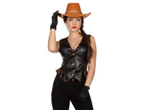 Cowgirl vest luxe-0