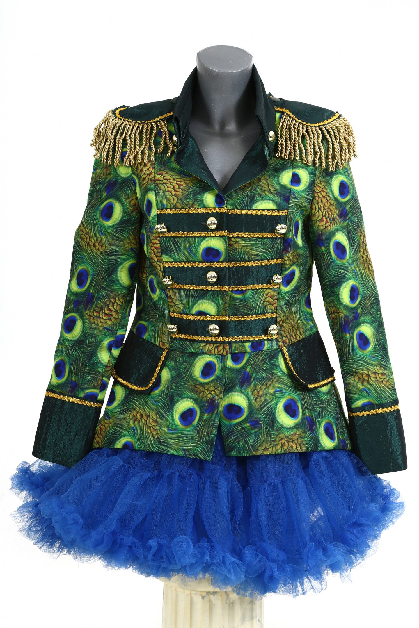 Peacock kort-262545