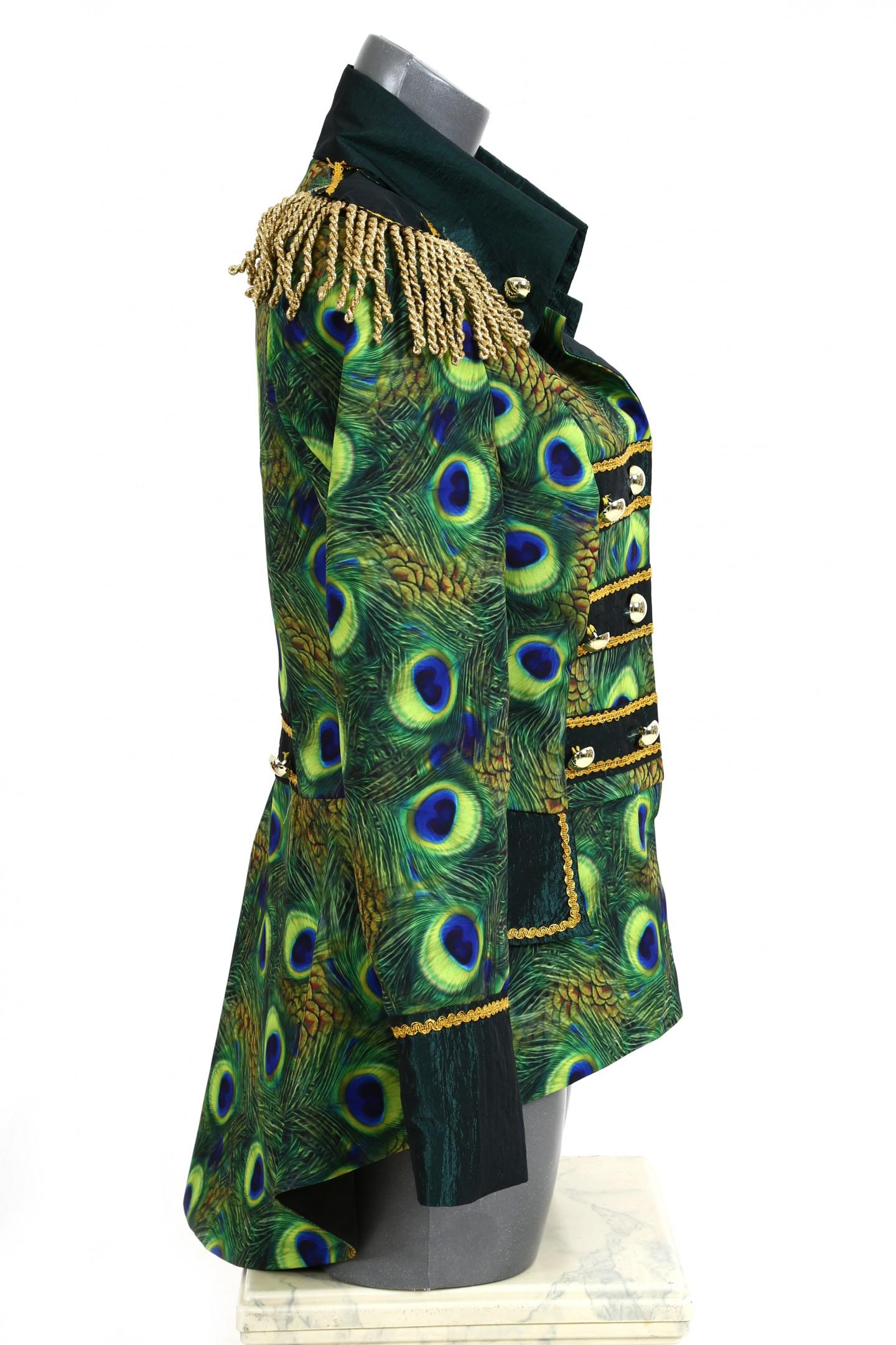 Peacock kort-262546