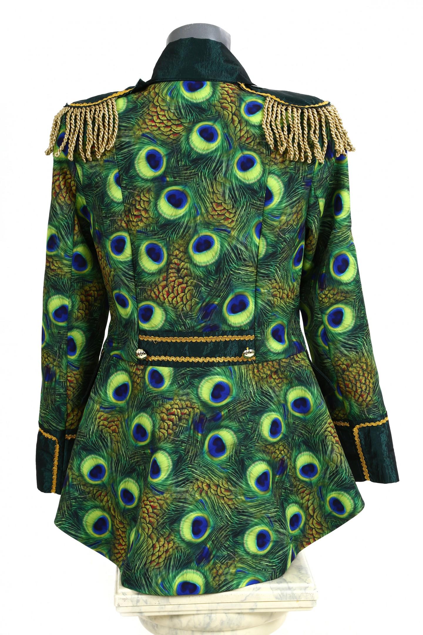 Peacock kort-262543