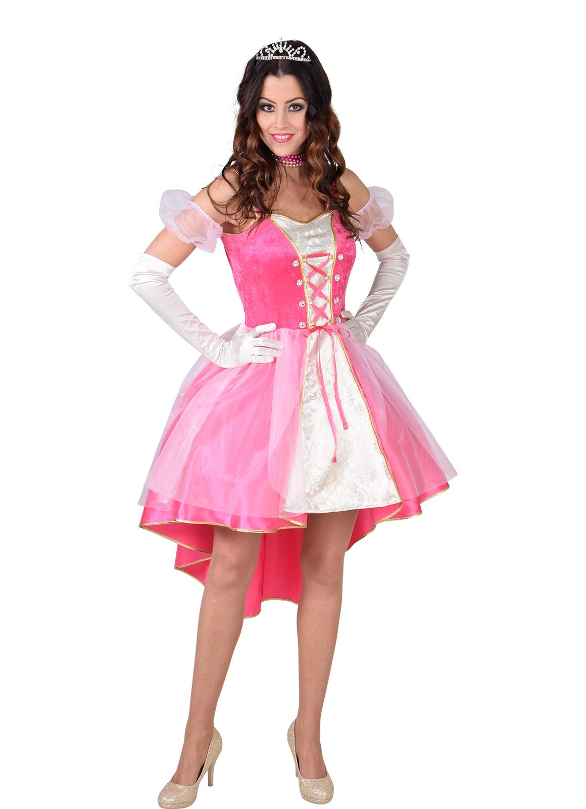 Prinses roze-0
