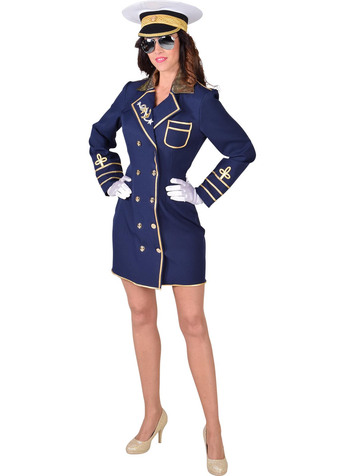 Kapiteinsdame marine-0