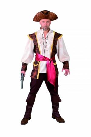 Piraat bruin/Bordeaux-0