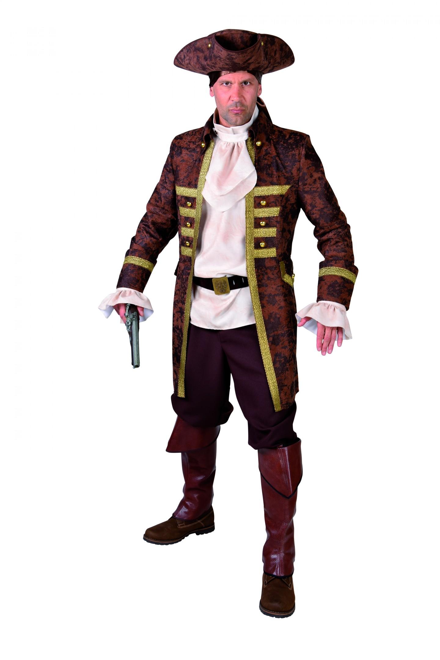 Piraat mantel used look-0