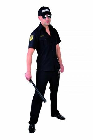Hemd Police Politie-0