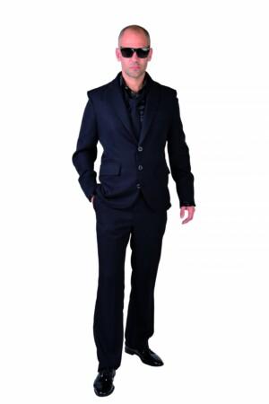 Magic suit new zwart-0