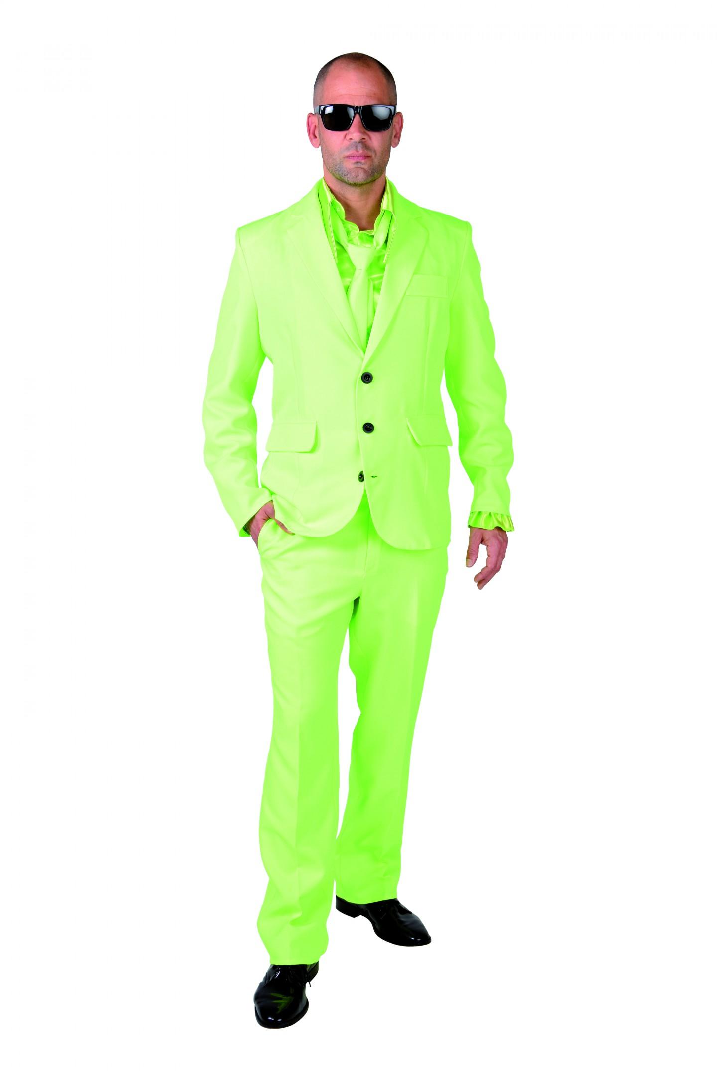 Magic suit new fluor groen-0