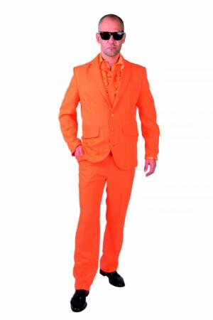 Magic suit new oranje-0