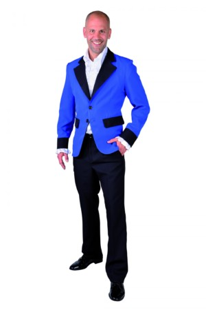 Colbert basic blauw-0