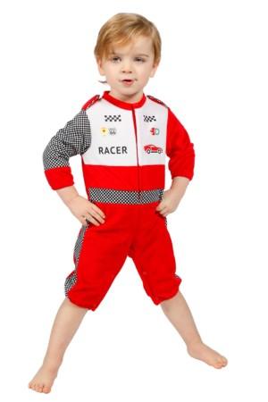 Onesie baby Racer-0