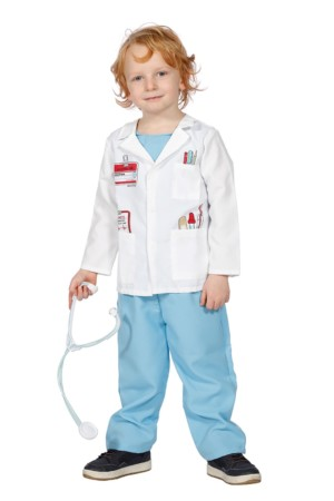 Dokter (stetiscoop incl.)-0