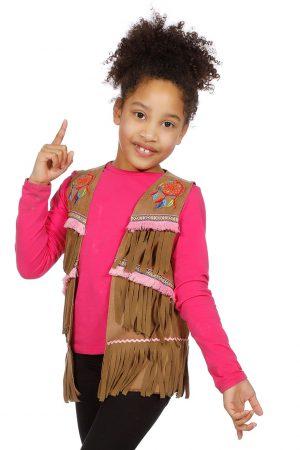 Hesje indianenmeisje-0