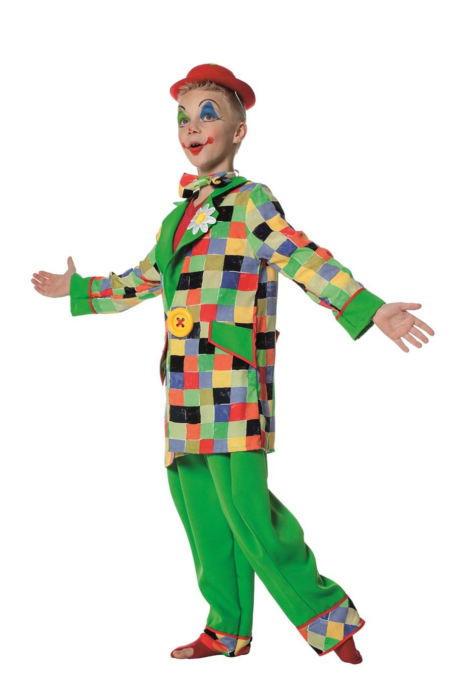 Clown jongen-262740