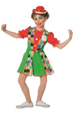 Clown meisje-0