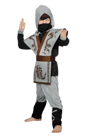 Ninja Grijs-0