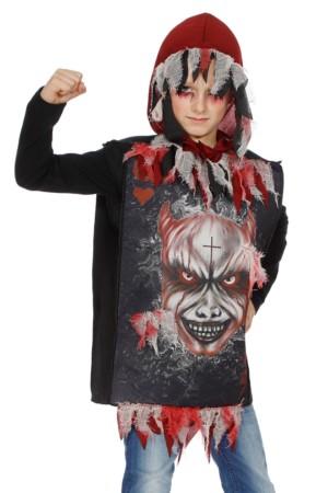 Hoody scary devil-0