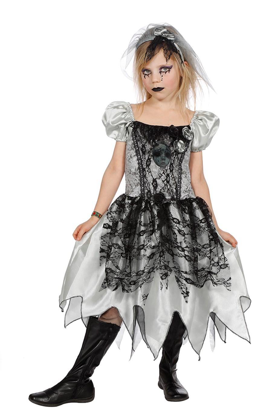 Zombie bride meisje-0