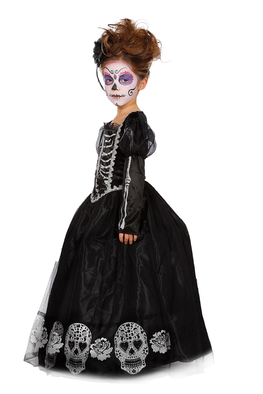Jurk Day of the dead-262761