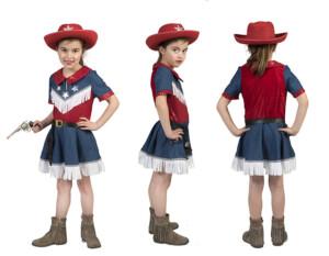 Cowboy jeans meisje-0