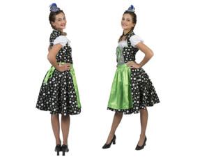 Tiroolse jurk Edelweiss oktoberfest-0
