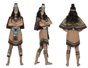 Aztec Lady-0