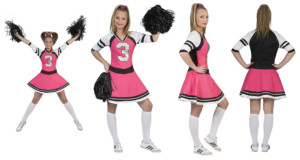 Cheerfull Cheerleader-0