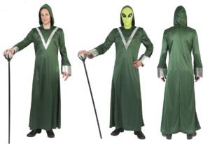 Groene George man-0