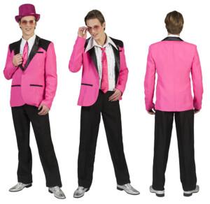 Pink Gala Man-0