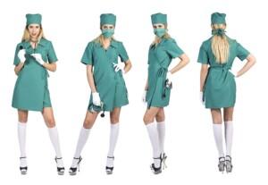 Chirurg dame-0