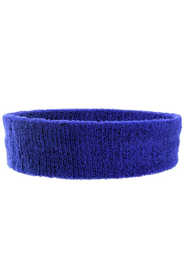 Hoofdband blauw-0