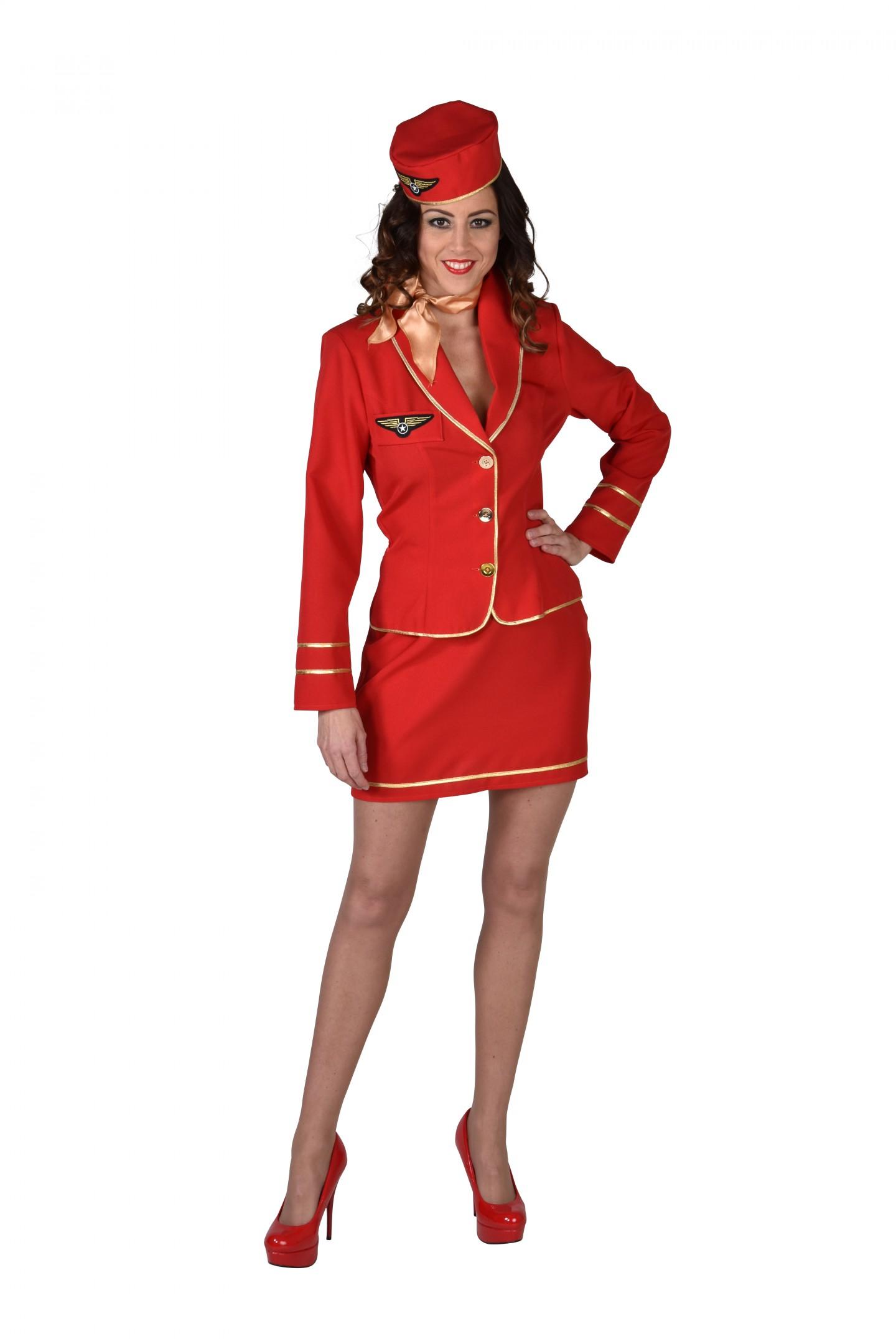 Stewardess Bel air-0
