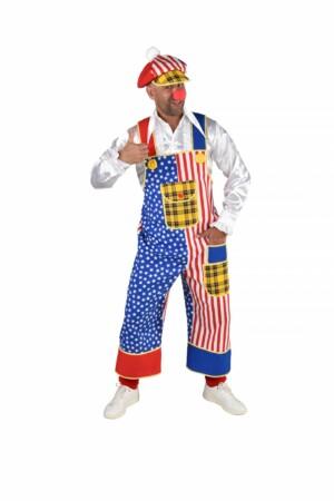 Clownsbroek USA-0