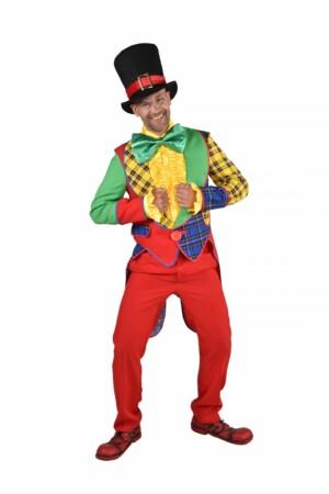 Clown slipjas-0
