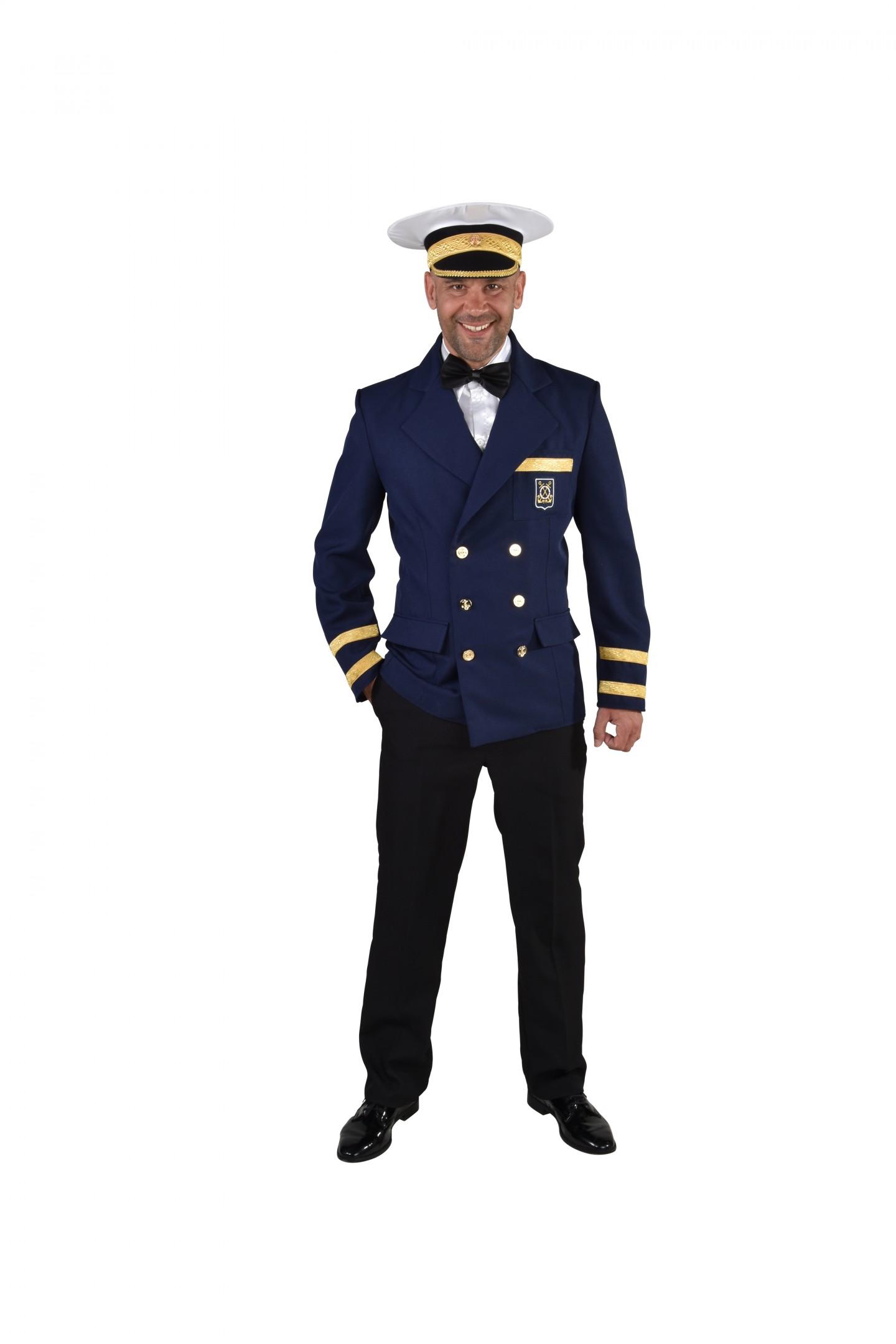 Kapiteins colbert Marine-0