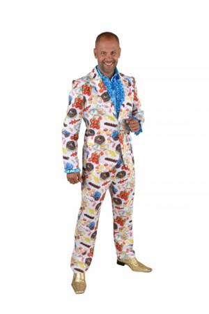 Kostuum Candy mix-0