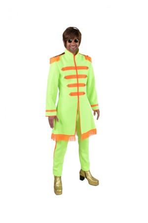 Sgt. Pepper fluor groen-0