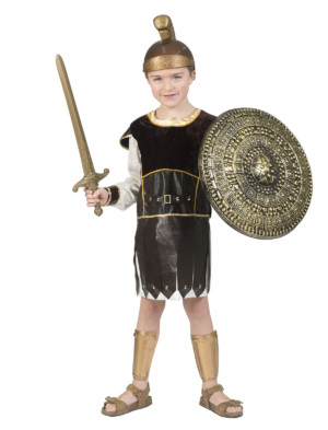 Romeinse strijder-0