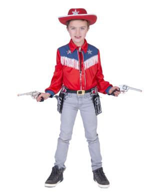 Cowboy jeans jongen-0