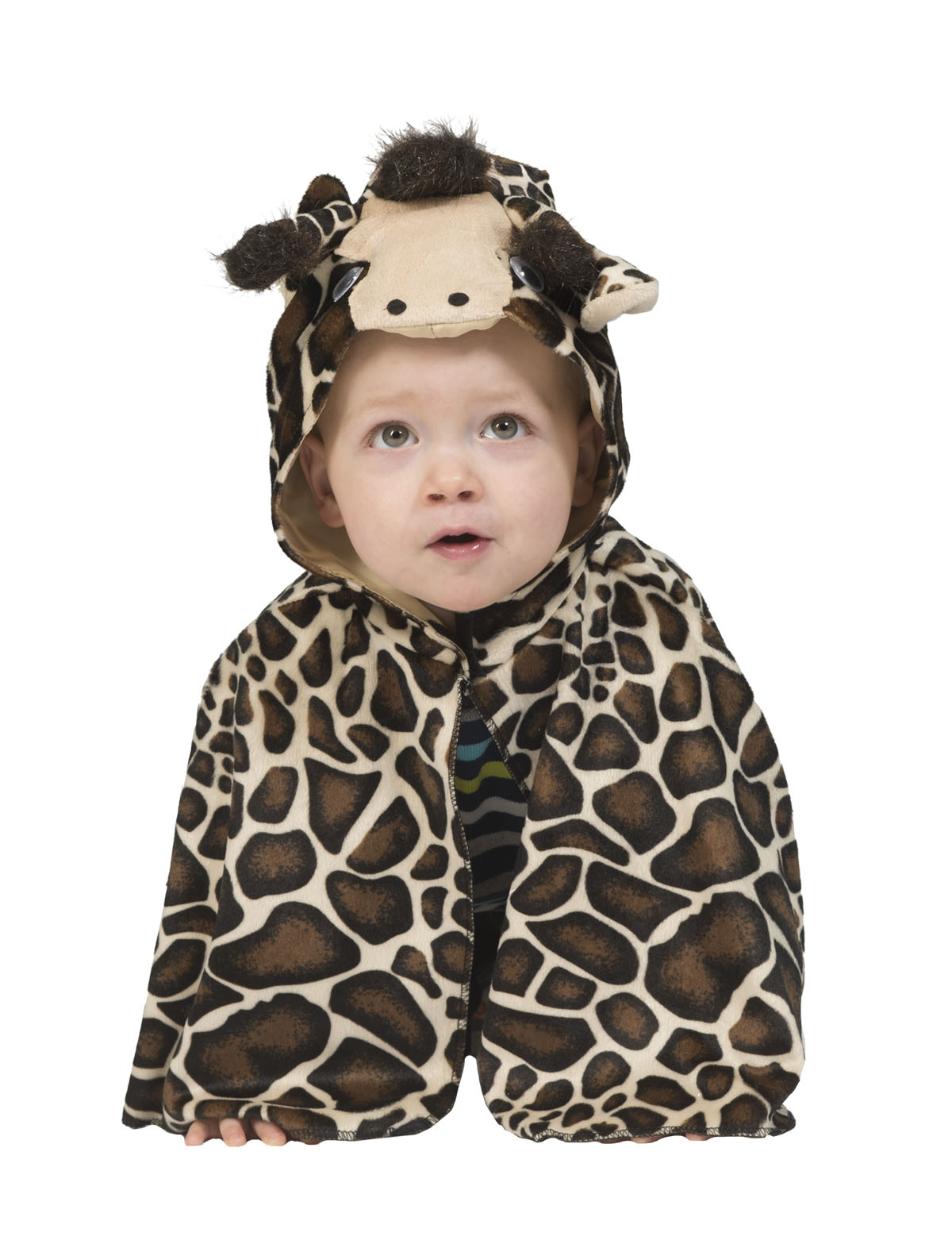 Baby cape giraf-0