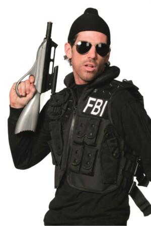 FBI vest de luxe-0