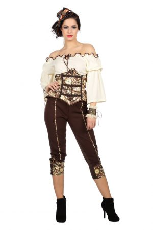 Set steampunk-0
