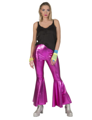 Disco fever broek pink-0