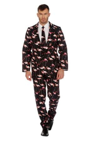 Kostuum flamingo-0
