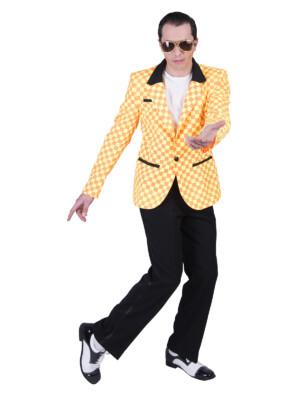 Rock & Roll jack geel/oranje-0
