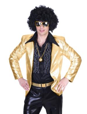 Disco Fever colbert goud-0